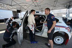 Крейг Брин, Peugeot 208 T16, Peugeot Rally Academy