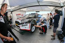 Каетан Каетанович, Ford Fiesta R5, Lotos Rally Team