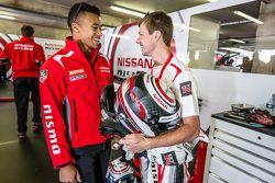 Nissan Motorsports: Jann Mardenborough y Mark Shulzhitskiy