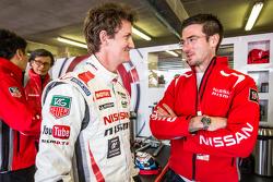Nissan Motorsports: Lucas Ordonez und Charlie Robertson