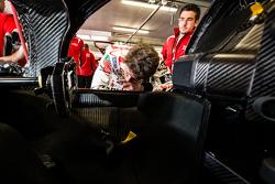 Nissan Motorsports: Lucas Ordonez, dan Charlie Robertson