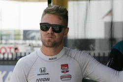 Джеймс Джейкс, Schmidt Peterson Motorsports Honda