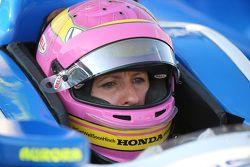 Pippa Mann, Dale Coyne Racing Honda