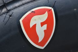 detalle del logo de Firestone
