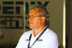 Ernst Moser, head of Phoenix Racing