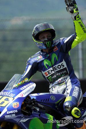Üçüncü Valentino Rossi, Movistar Yamaha MotoGP