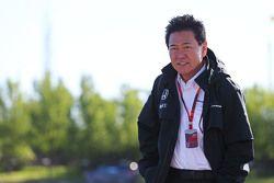 Yasuhisa Arai, Responsabile di Honda Motorsport