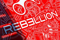Logo / signage Rebellion Racing