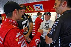 Kyle Larson and Jamie McMurray, Chip Ganassi Racing Chevrolet