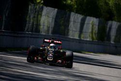 Ромен Грожан, Lotus F1 Team