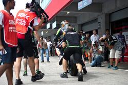 Tom Sykes, Kawasaki Racing Team