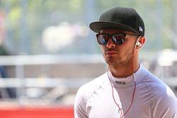 Will Stevens, Manor Marussia F1 Takımı