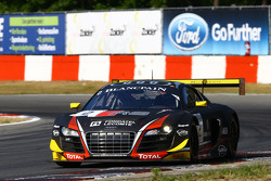 #2 Belgian Belgian Audi Club Team WRT Audi R8 LMS: Christopher Mies, Enzo Ide
