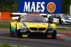 #77 BMW Sports Trophy Team Brasil BMW Z4: Valdeno Brito, Atila Abreu