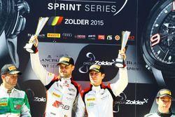 Podyum: Yarışın kazananı Robin Frijns, Laurens Vanthoor