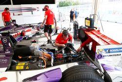 Virgin Racing detayı