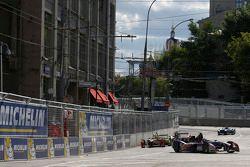 Sam Bird, Virgin Racing ve Daniel Abt, Audi Sport - Takım: Abt