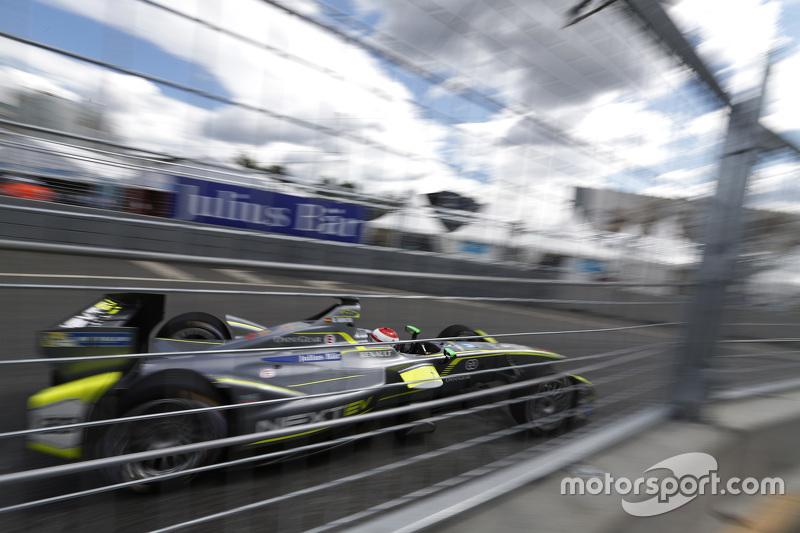 Antonio Garcia, China Racing
