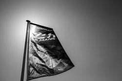 24 Horas de Le Mans logo / señalización