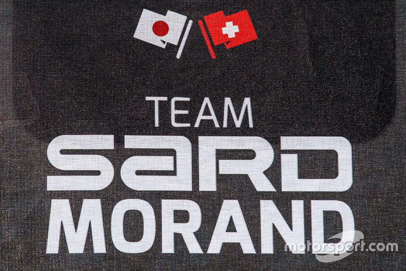 Team SARD-Morand logo / signage