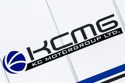 KCMG transporter and logo / signage