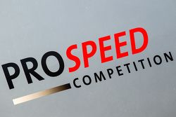 Team AAI / ProSpeed Competition, Transporter mit Schriftzug