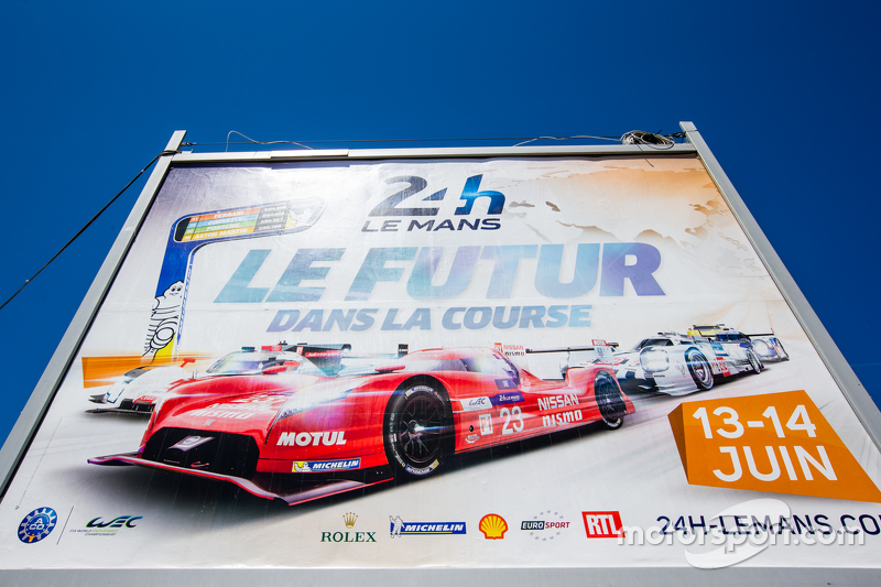 Papan Iklan 24 Hours of Le Mans