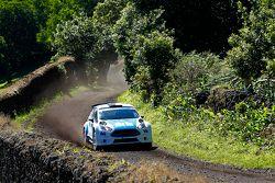 Рикардо Моура и Антонио Кошта, Ford Fiesta R5
