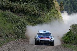 Шарль Мартен и Тьерри Сальва, Peugeot 208 T16, Peugeot Rally Academy