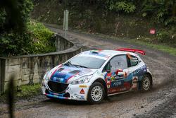 Бруно Магальяэш и Угу Магальяэш, Peugeot 208 T16