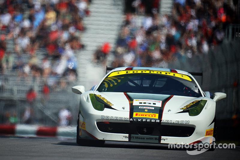 #161 Boardwalk, Ferrari Ferrari 458: Jean-Claude Saada