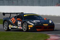 #38 The Collection Ferrari 458: Gregory Romanelli