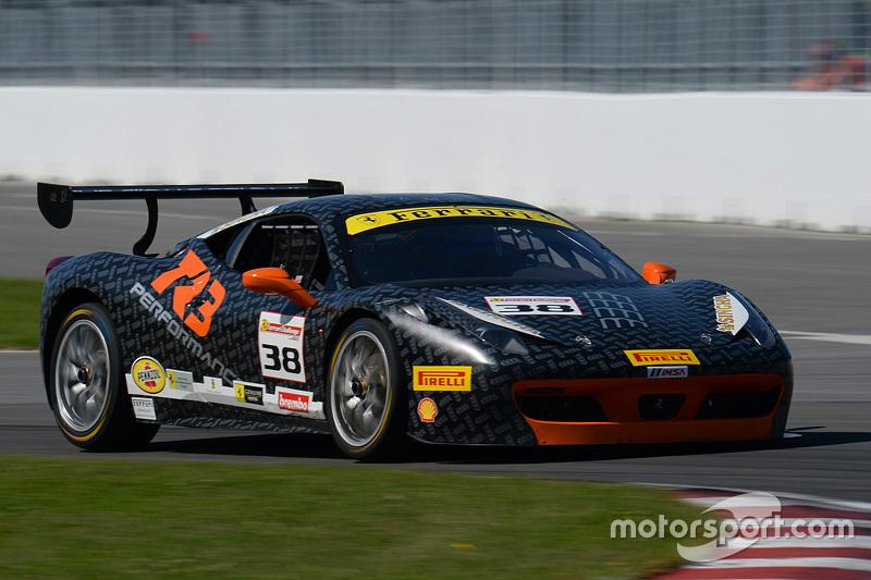 #38 The Collection, Ferrari 458: Gregory Romanelli