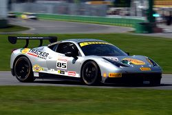 #85 Fort Lauderdale Ferrari 458: Steve Johnson