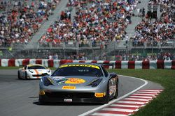 #85 Ferrari of Fort Lauderdale, Ferrari 458: Steve Johnson