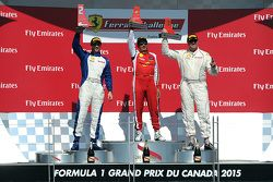Podium: 1. #8 Ferrari of Ft. Lauderdale, 2. Marc Muzzo, 3. Steve Johnson
