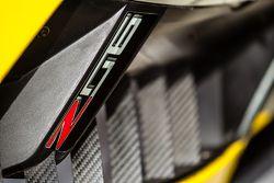 #63 Corvette Racing Corvette C7.R detalle
