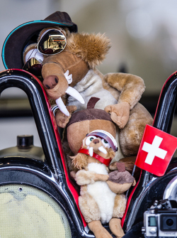 #43 Team SARD-Morand Morgan LM P2 EVO mascot