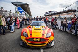 #99 Aston Martin Racing V8 Aston Martin Vantage GTE