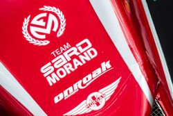 #43 Team SARD-Morand, Morgan LM P2 EVO, Frontpartie-Detail