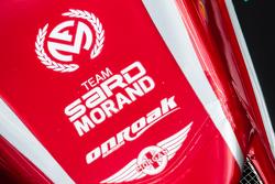 #43 Team SARD-Morand Morgan LM P2 EVO front nose detail