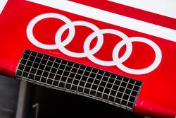 #8 Audi Sport Team Joest Audi R18 e-tron quattro front nose detail