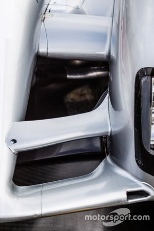 #8 Audi Sport Team Joest Audi R18 e-tron quattro aero detail
