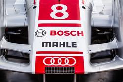 #8 Audi Sport Team Joest Audi R18 e-tron aero detail