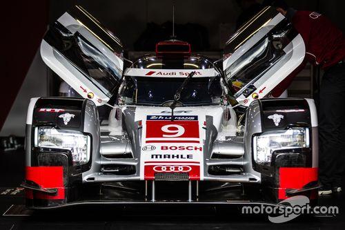 24 Horas de Le Mans día de pruebas