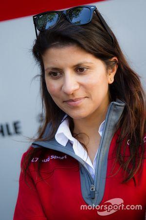Audi Sport Team Joest: Leena Gade