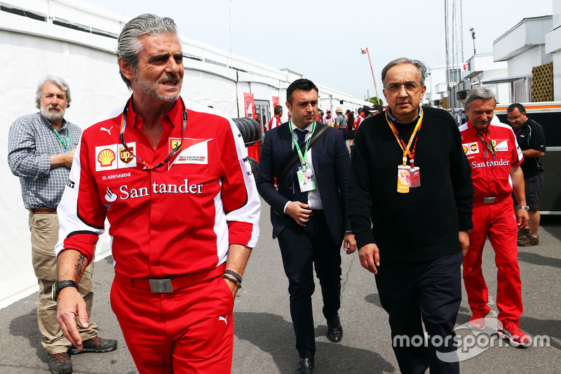 Отделение Ferrari