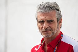 毛里齐奥•阿里瓦贝内, Ferrari Team Principal