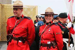 Polícia Montada Royal canadense (RCMP)