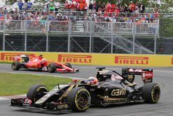 Ромен Грожан, Lotus F1